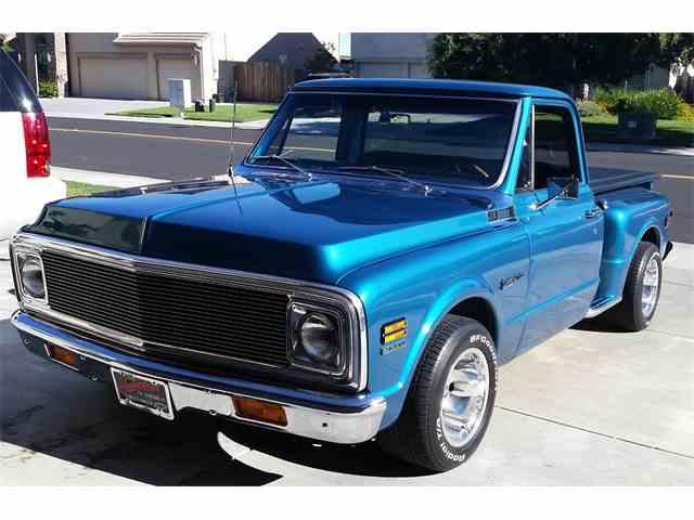 1972 Chevrolet C10 | 990331