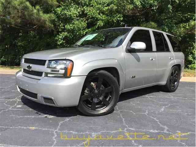 2007 Chevrolet Trailblazer | 993310