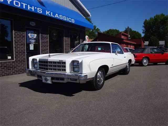 1977 Chevrolet Monte Carlo   993319
