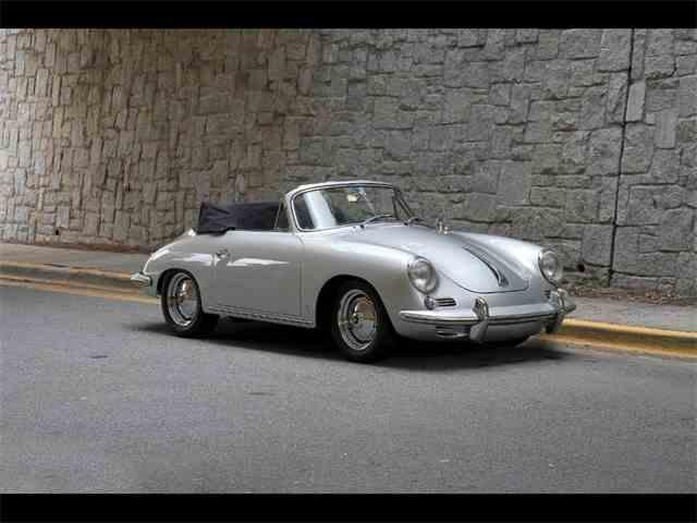 1962 Porsche 356B | 993321