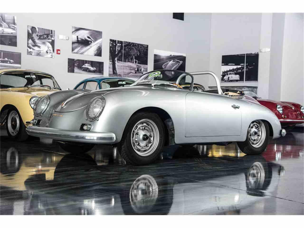 1959 Porsche 356a Gs Gt Speedster For Sale Classiccars