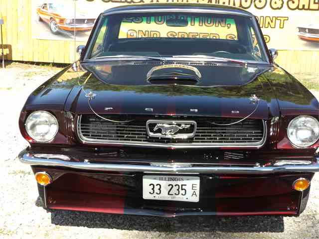 1966 Ford Mustang | 993332