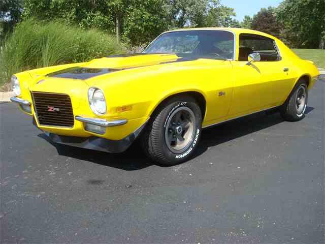 1971 Chevrolet Camaro | 993333