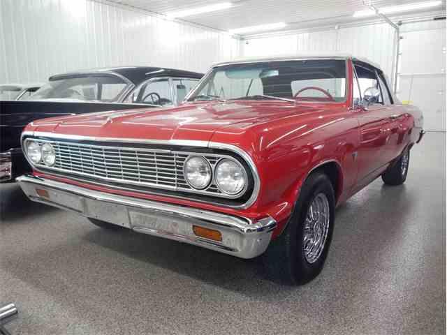 1964 Chevrolet Malibu SS | 993334