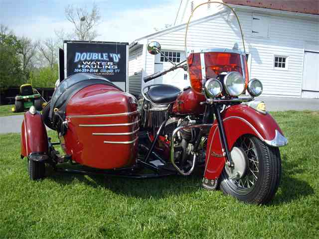 1947 Indian Motorcycle | 993335