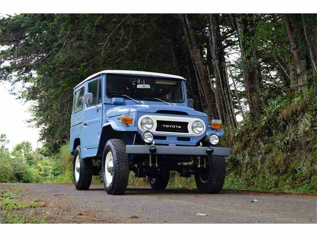 1976 Toyota Land Cruiser BJ 40 | 993337