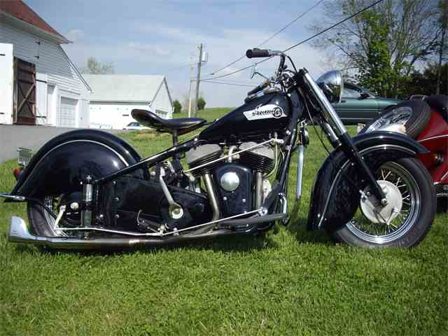 1953 Indian Motorcycle | 993339
