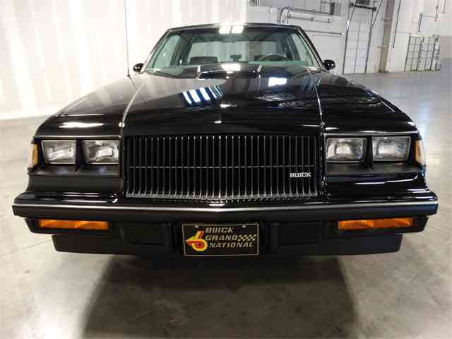 1987 Buick Grand National | 993341