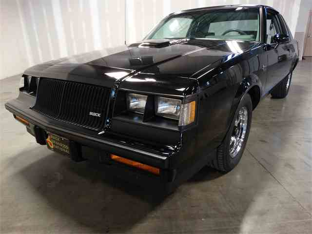 1987 Buick Regal | 993341