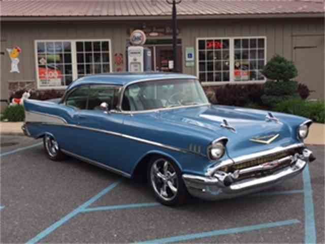 1957 Chevrolet Bel Air Pro Touring | 993342