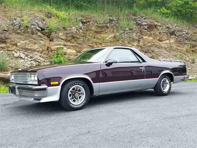 1987 Chevrolet El Camino SS | 993345