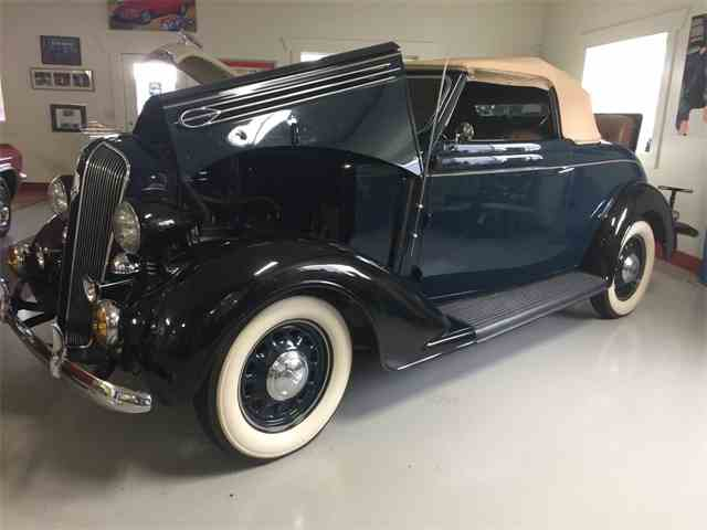 1932 Plymouth P2 Deluxe Coupe (Convertible) | 993349