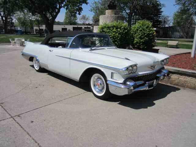 1958 Cadillac Eldorado Biarritz | 993350