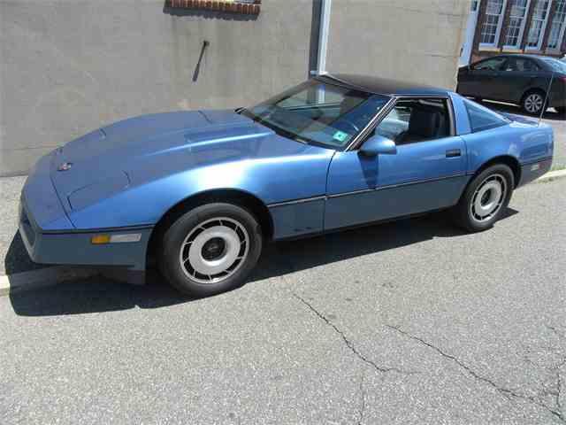 1985 Chevrolet Corvette | 993355