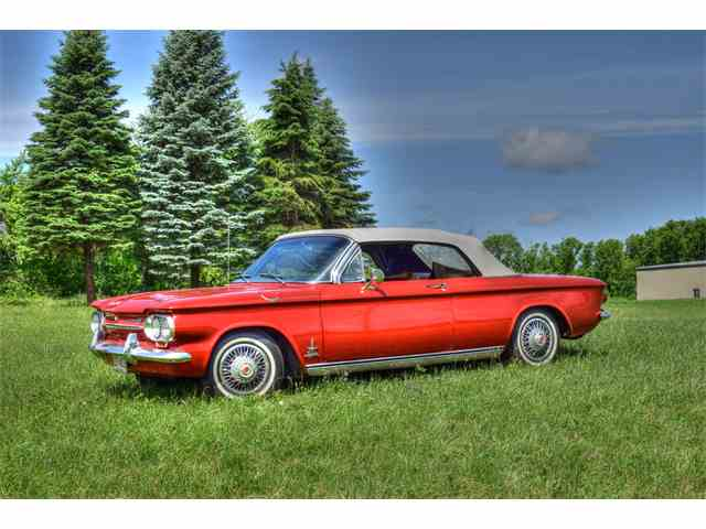 1964 Chevrolet Corvair Spyder Convertible | 993359