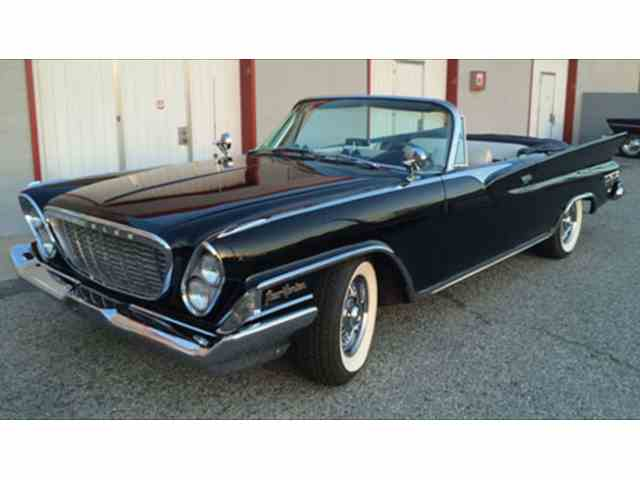 1961 Chrysler New Yorker Convertible | 993373