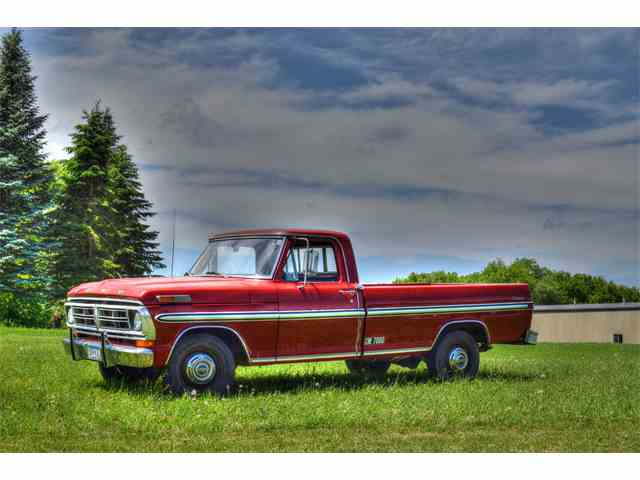 1972 Ford F250 | 993374