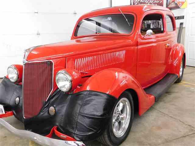 1936 Ford 2-Dr Sedan | 993381