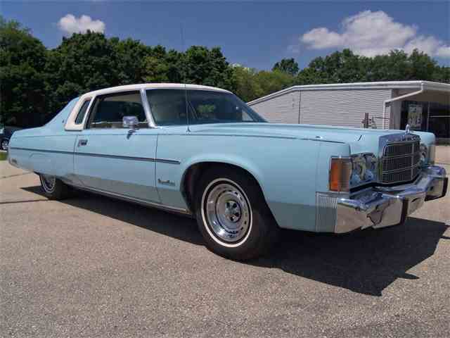 1976 Chrysler Newport 2 Door Hardtop | 993382