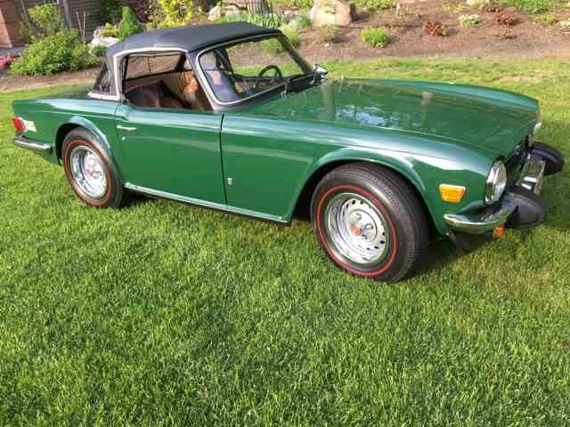 1976 Triumph TR6 for Sale on ClassicCarscom  10 Available