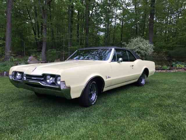 1967 Oldsmobile Cutlass | 993390