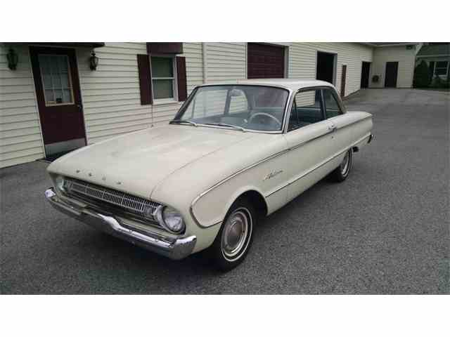 1961 Ford Falcon Coupe | 993393