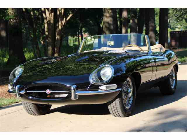 1963 Jaguar E-Type | 993395