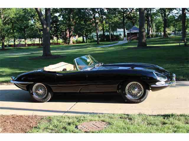 1963 Jaguar E-Type | 993395