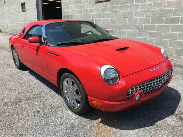 2002 Ford Thunderbird | 993396