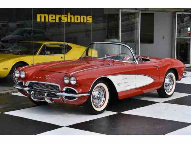 Picture of '61 Corvette - L7WY