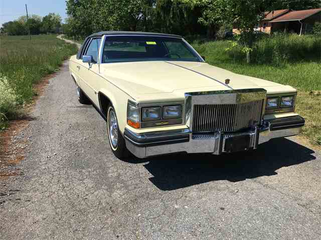 1984 Cadillac Coupe DeVille | 993400