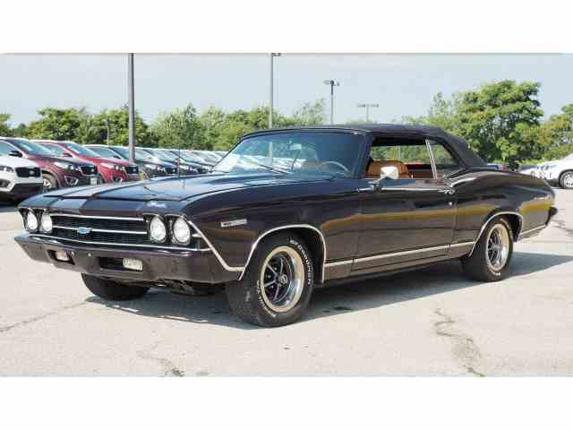 1969 Chevrolet Malibu | 993403