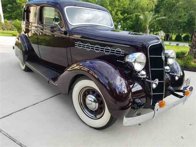 1935 Plymouth Deluxe | 993404