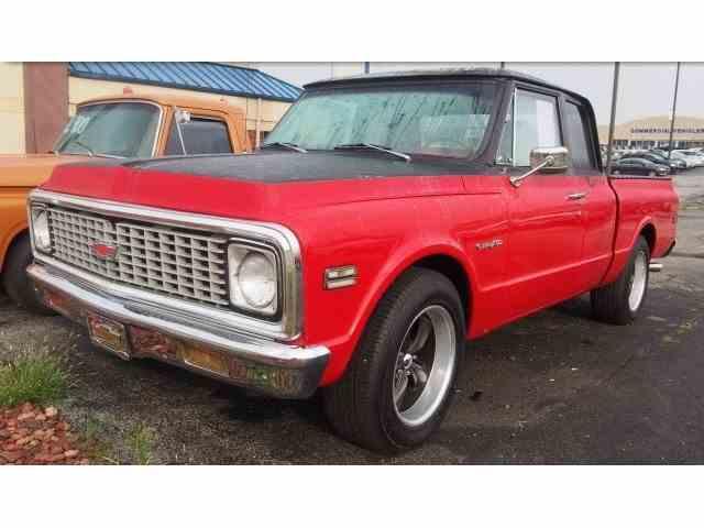 1972 Chevrolet Pickup | 993405