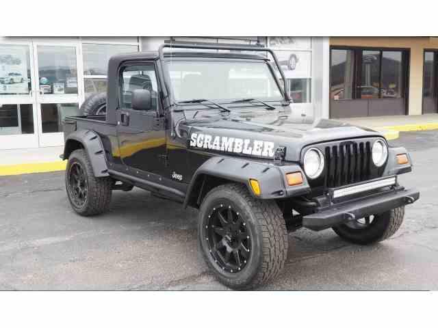 2004 Jeep Wrangler Scrambler | 993407