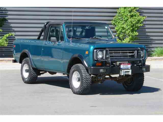 1976 International Harvester Scout II | 993409