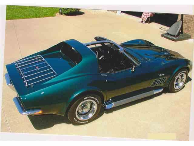 1971 Chevrolet Corvette | 993411
