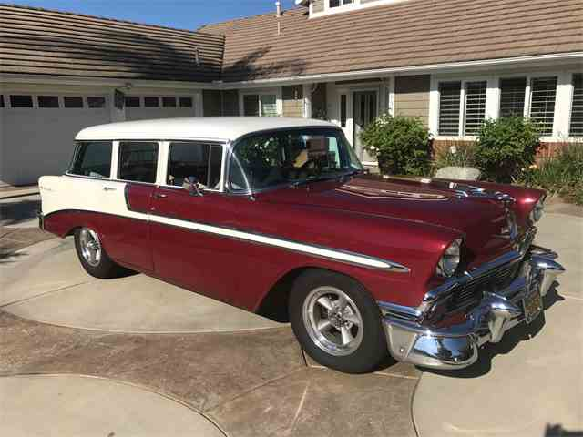 1956 Chevrolet 4-Dr wagon | 993417