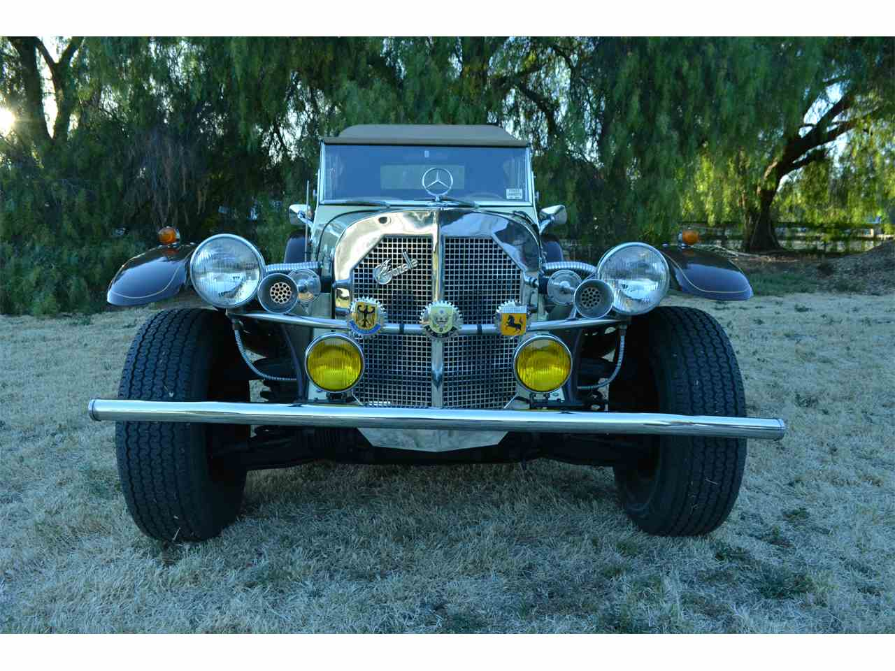 1929 mercedes benz ssk replica for sale for Mercedes benz for sale under 5000