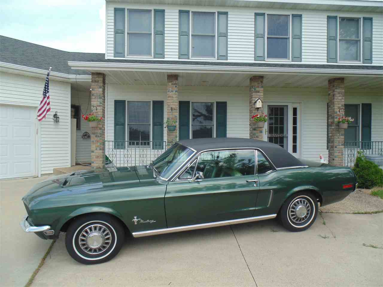1968 Ford Mustang for Sale - CC-993425