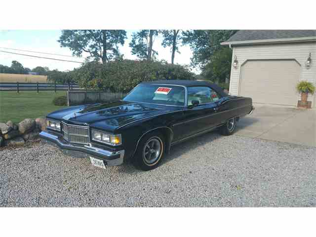 Classic Pontiac For Sale On Classiccars Com Available