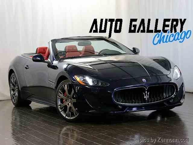 2013 Maserati GranTurismo Convertible | 993433