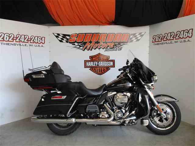 2016 Harley-Davidson® FLHTK - Ultra Limited | 993439