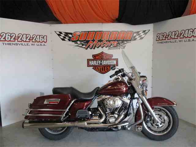 2008 Harley-Davidson® FLHR - Road King® | 993444