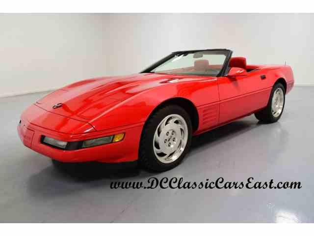 1993 Chevrolet Corvette | 993446