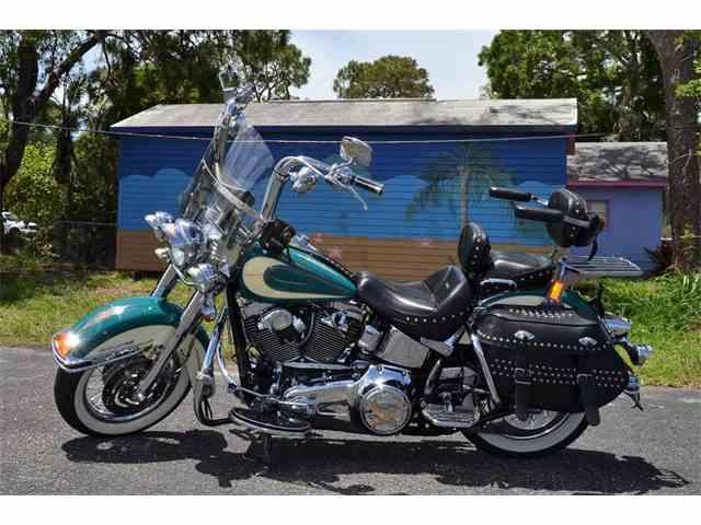 2009 Harley-Davidson Heritage | 993451