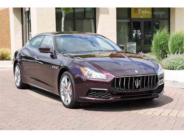 2017 Maserati Quattroporte | 993459