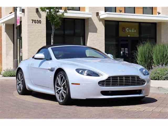 2010 Aston Martin Vantage | 993461