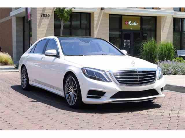 2015 Mercedes-Benz S-Class | 993463