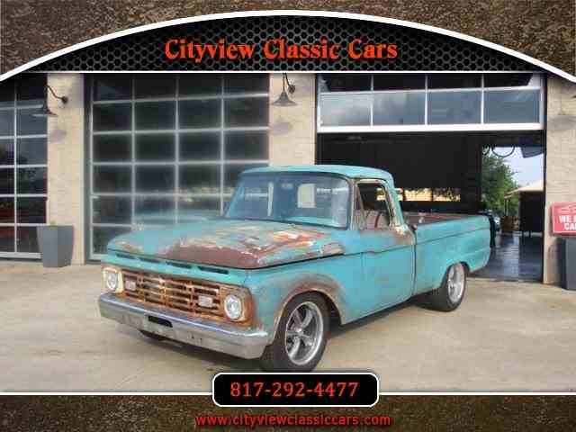 1964 Ford F100 | 993469